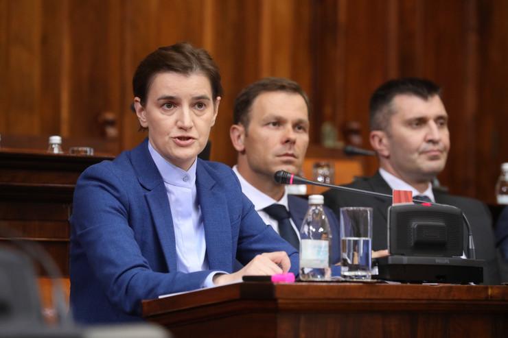Ana Brnabić, foto kabinet premijerke srbije
