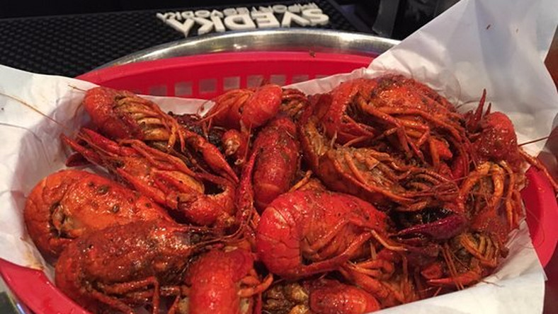 Crayfish: The health benefits of eating this seafood are