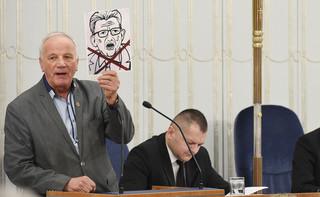 Rulewski: To swoisty stan wojenny w KRS