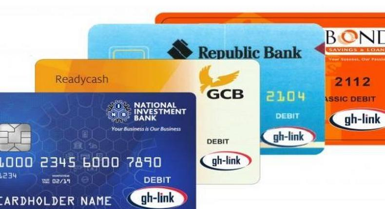 Bank of Ghana introduces domestic cards dubbed 'gh-link cards' for customers of universal banks, here's what it will be used for