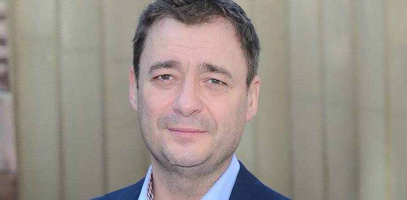 Jacek Rozenek zatrudnił swego syna