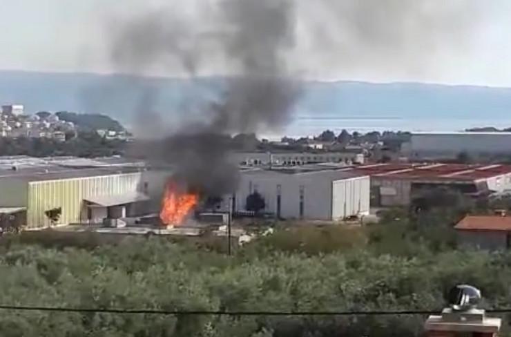 Split požar