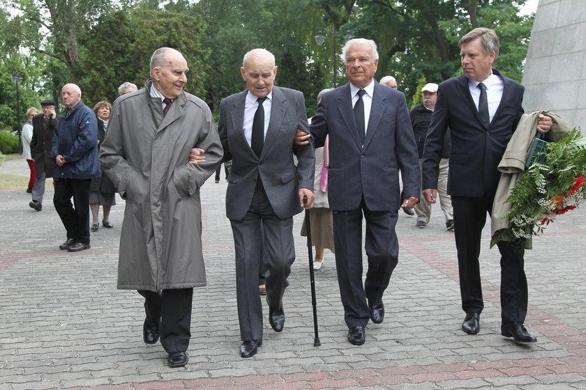 Przyjaciele Jaruzelskiego