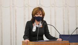 Morawska-Stanecka o rozmowie z Czarzastym: Nie boję się żadnego odstrzelenia