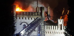 Spłonął zabytkowy pałac na Pomorzu!