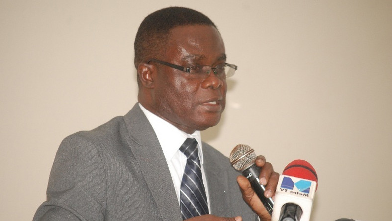 Government Statistician, Mr Baah Wadieh