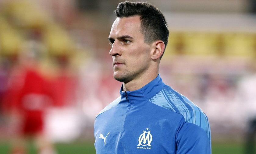 Wysoka porażka Olympique Marsylia