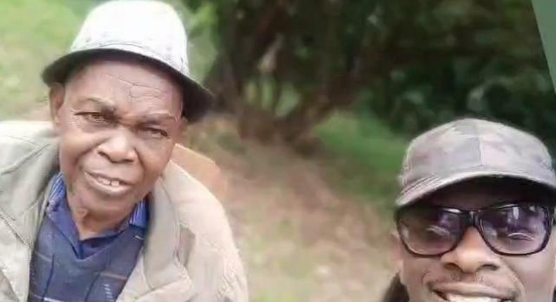 Nameless' dad celebrates 85th birthday