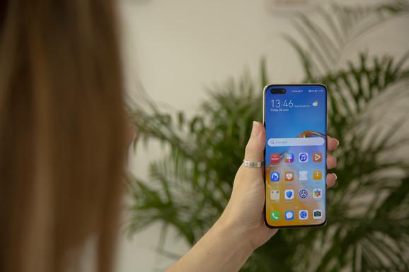 Huawei P40 Pro Plus ima petostruku kameru