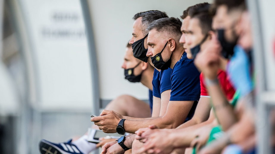 Sztab szkoleniowy Wisły Kraków