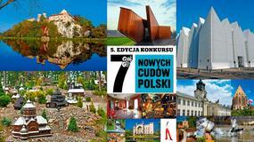 7 nowych cudów Polski - 5. edycja plebiscytu miesięcznika National Geographic Traveler
