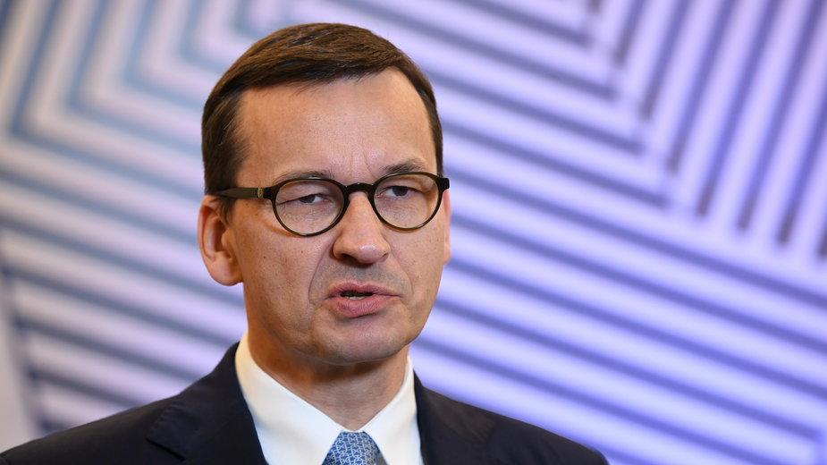 Premier Mateusz Morawiecki ocenił wyrok gdańskiego sądu