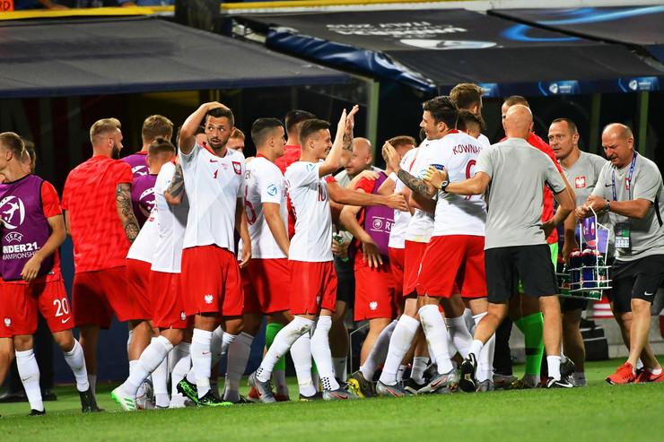 Mlada fudbalska reprezentacija Italije, Mlada fudbalska reprezentacija Poljske