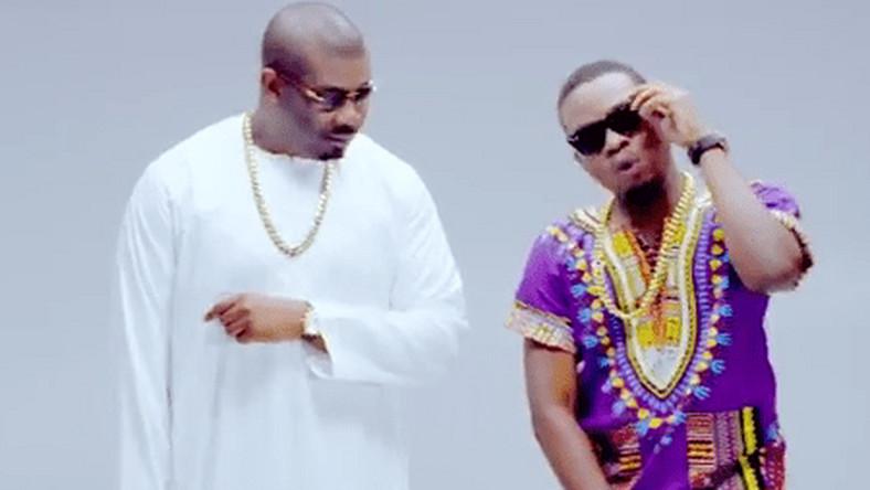 Olamide praises Don Jazzy and Mo'Hits. (YouTube/Olamide)