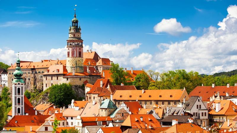 Największe atrakcje Czech