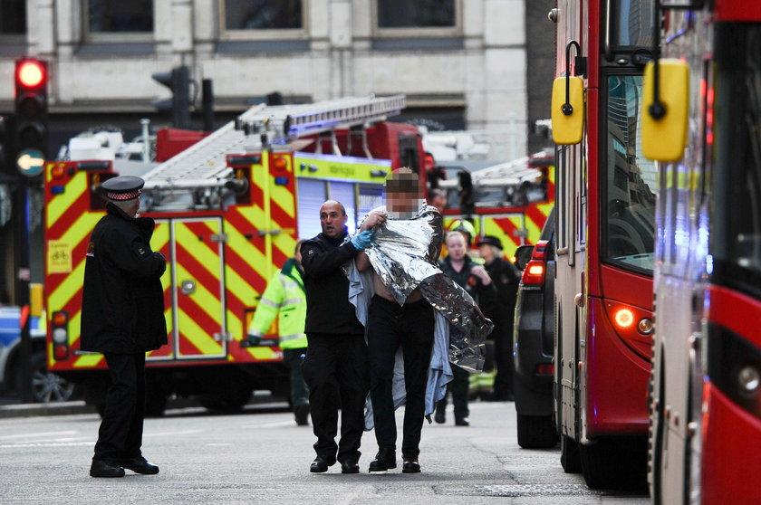 Zamach w Londynie
