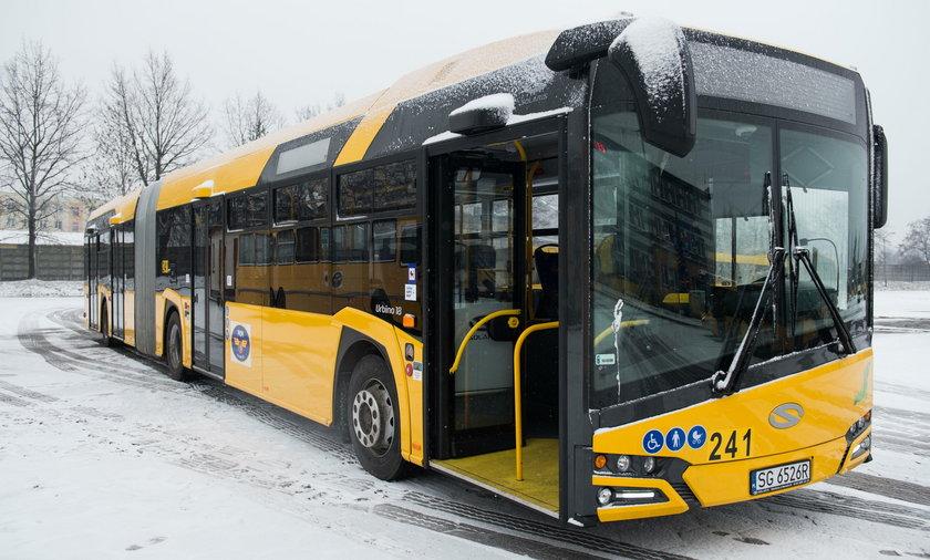 Nowy autobus PKM Gliwice