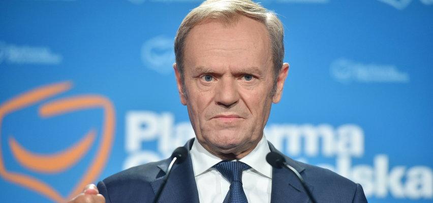 Donald Tusk w Gdańsku. Początek politycznej ofensywy?