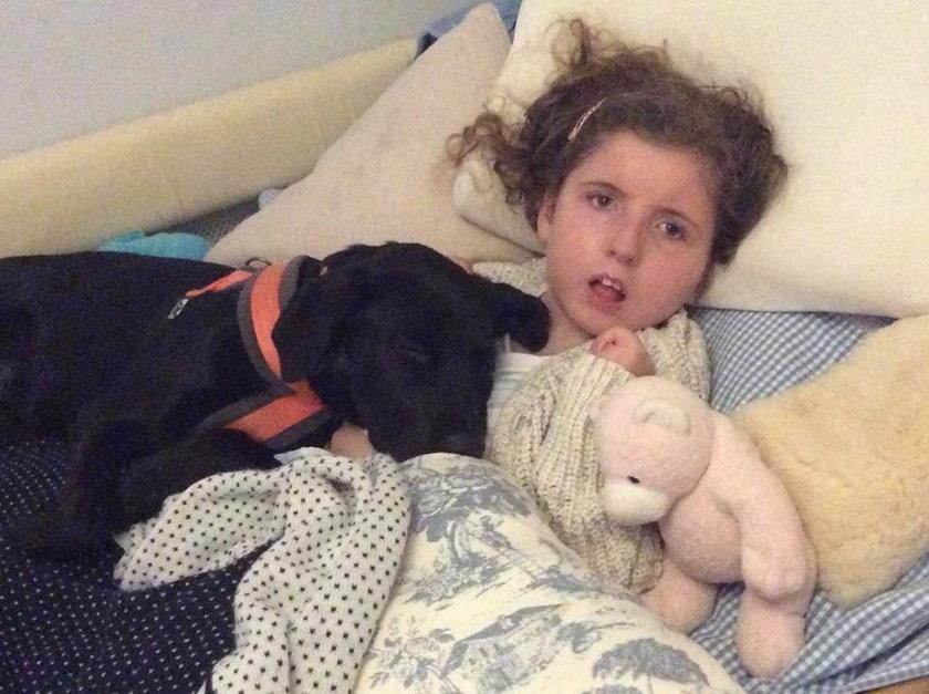 Juliet Flower chce dokonać eutanazji na córce