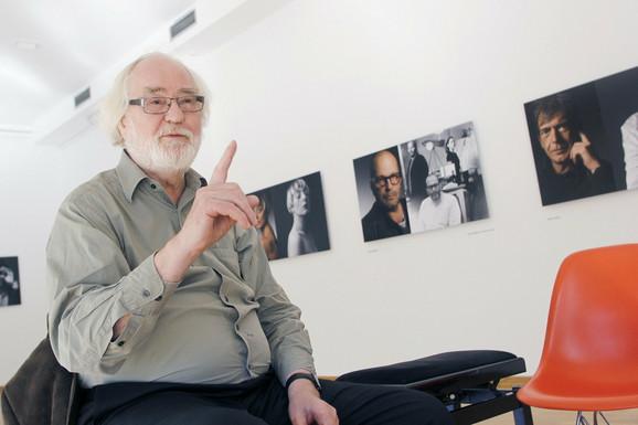 Juhani Palasma: Zamišljao sam Beograd kao siv grad