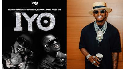 Diamond breaks own record as #IYO Video hits 100K views in 38 Minutes & 214K in 1 hour