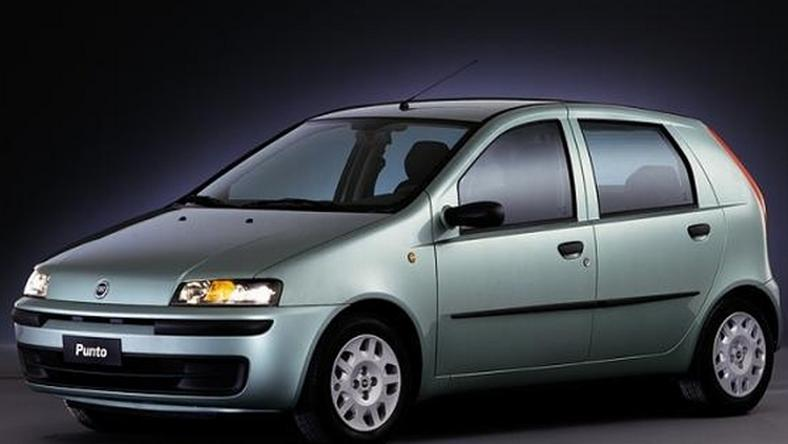 fiat punto ii 1999 2011 najta sze 200 km h test i. Black Bedroom Furniture Sets. Home Design Ideas