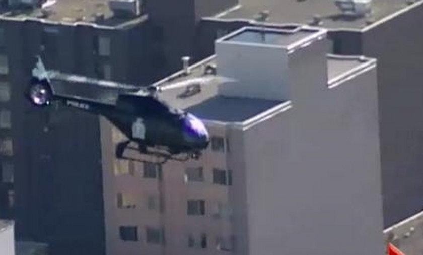 le wstyd! Policjanci nie wyłączyli mikrofonu w helikopterze