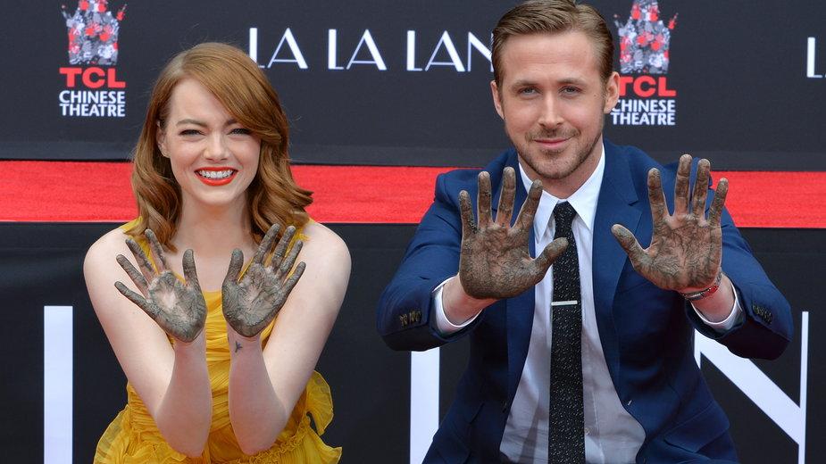 Aktorskie duety w Hollywood: Emma Stone i Ryan Gosling