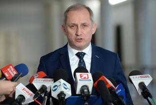 Neumann o kryzysie w Sejmie: Marszałek Kuchciński powinien złożyć urząd, bo nie potrafi go pełnić
