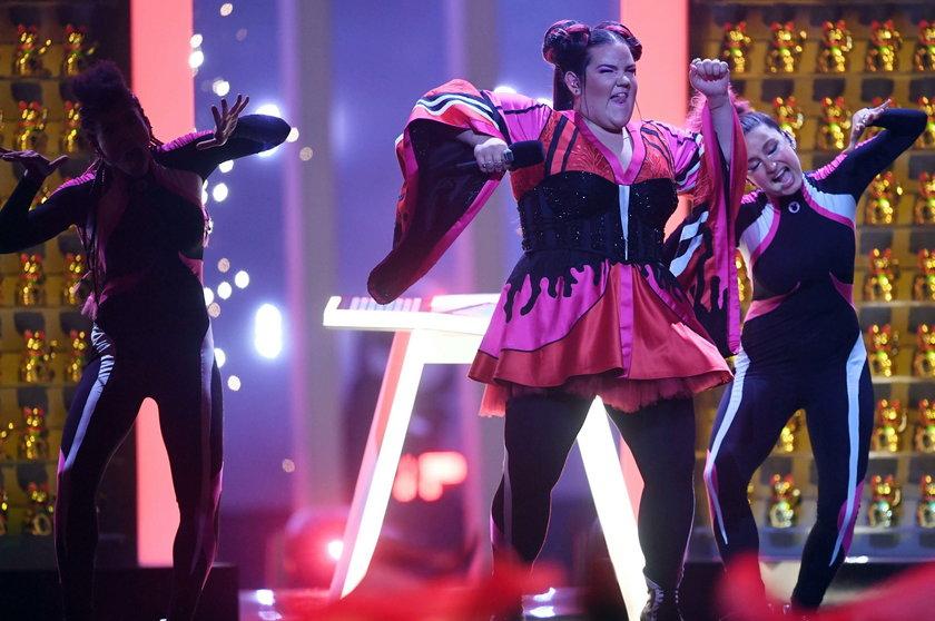 Netta z Izraela wygrała 63. Konkurs Piosenki Eurowizji