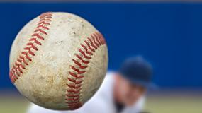Fanka zaskoczyła baseballistów