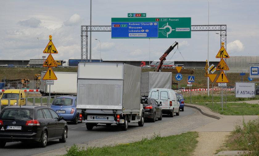 S5 z Poznania do Wrocławia przejezdna w 2019