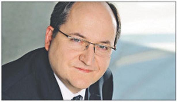 Arkadiusz Krasnodębski, radca prawny, partner w kancelarii Salans