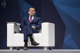 Morawiecki: Deflacja będzie się w Polsce zmniejszać. Pensje Polaków powinny rosnąć (WIDEO)