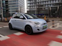 Nowy Fiat 500 – piękny i na prąd