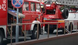 Wyciek gazu, stacja Charing Cross zamknięta