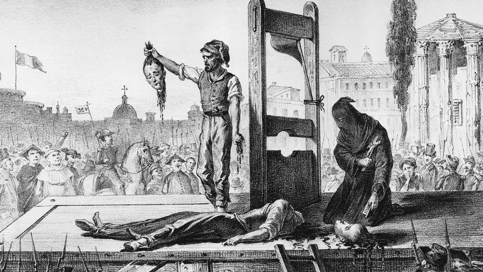 """""""Gdy znalazł się na odpowiedniej wysokości, założyłem na szyję pacjenta dwa sznury..."""". Egzekucje w Państwie Kościelnym"""