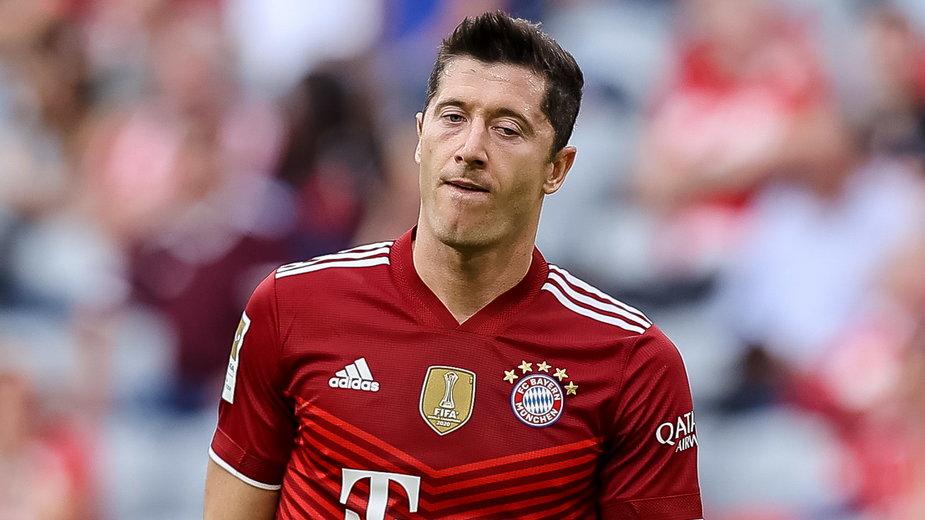 Robert Lewandowski nie jest zadowolony z obecnej sytuacji w klubie