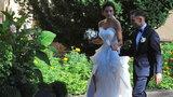 Marcin Bosak i Maria Dębska wzięli ślub. Tylko w Fakcie zdjęcia
