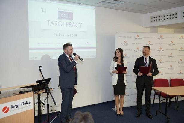 Artur Kudzia, Dyrektor MUP w Kielcach otwiera XXII Ogólnopolskie