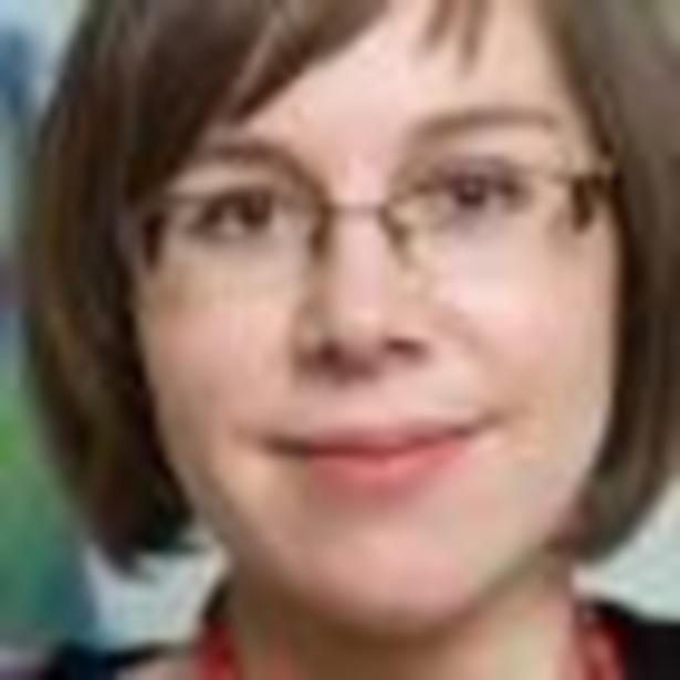 Agnieszka Szczerba, partner zarządzający G-Force