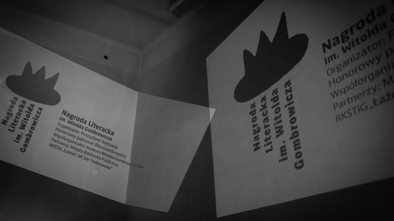 Nagroda Literacka im. W. Gombrowicza 2016