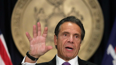 New York Gov. Cuomo says online sports betting is coming 'soon' to the state