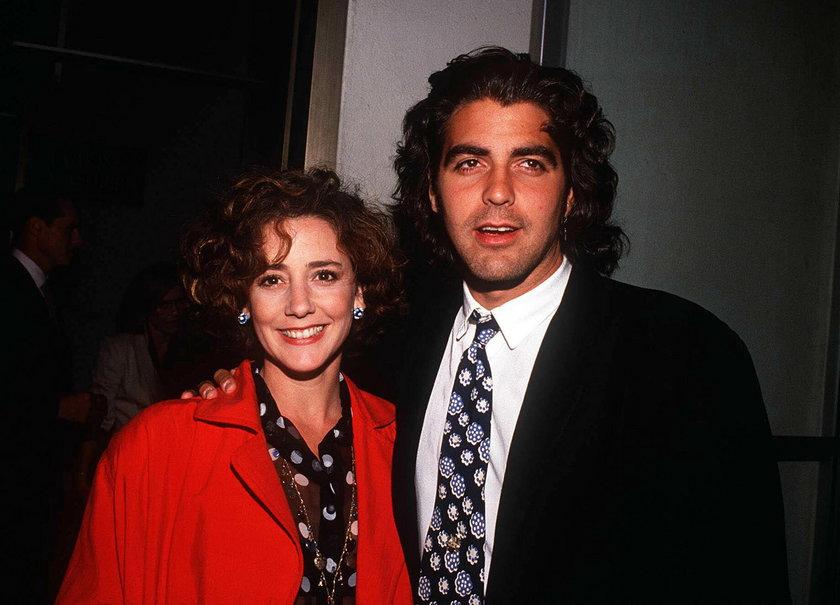 George Clooney w 1997 r.