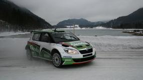Skoda Fabia Super 2000 - mistrzowska rajdówka