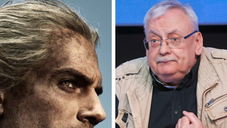 Wiedźmin i Andrzej Sapkowski
