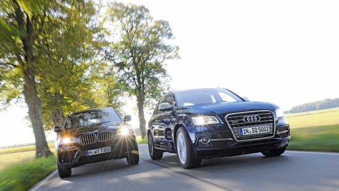 BMW X3 kontra Audi Q5: czy to jeszcze SUV-y?