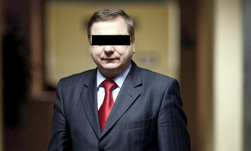 Ryszar M. (68l.) prezydent Zawiercia wychodzi na wolność
