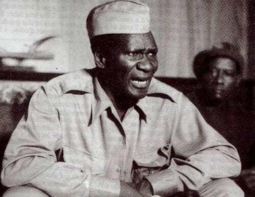 Guinea's first president, Ahmed Sékou Touré. (Face2Face Africa)