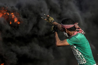 Największe więzienie świata: Strefa Gazy na granicy wojny